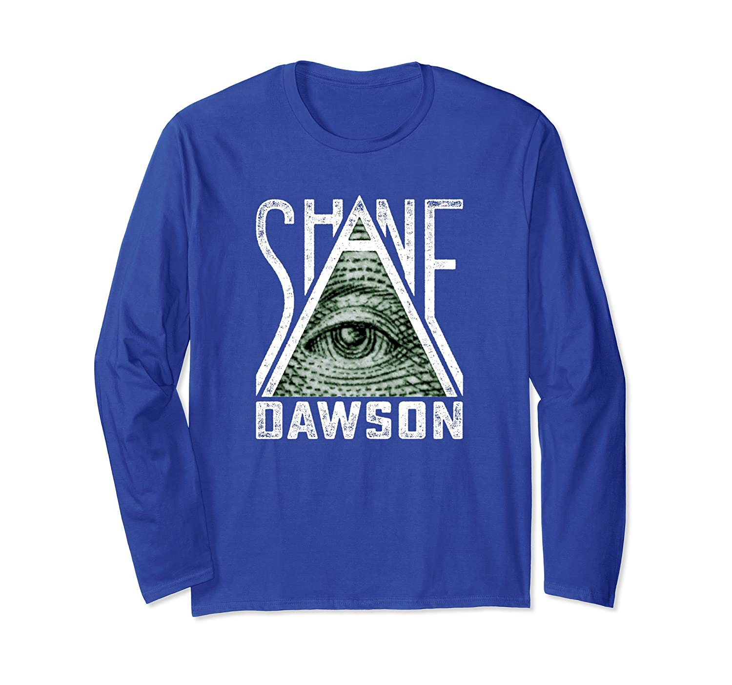 Shane Dawson All-Seeing Eye Long Sleeve T-Shirt-fa