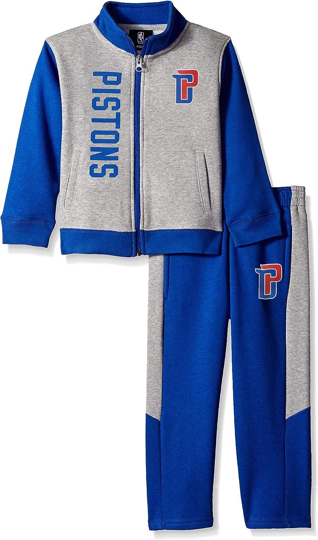 Outerstuff NBA NBA Boys on The Line Jacket /& Pants Fleece Set