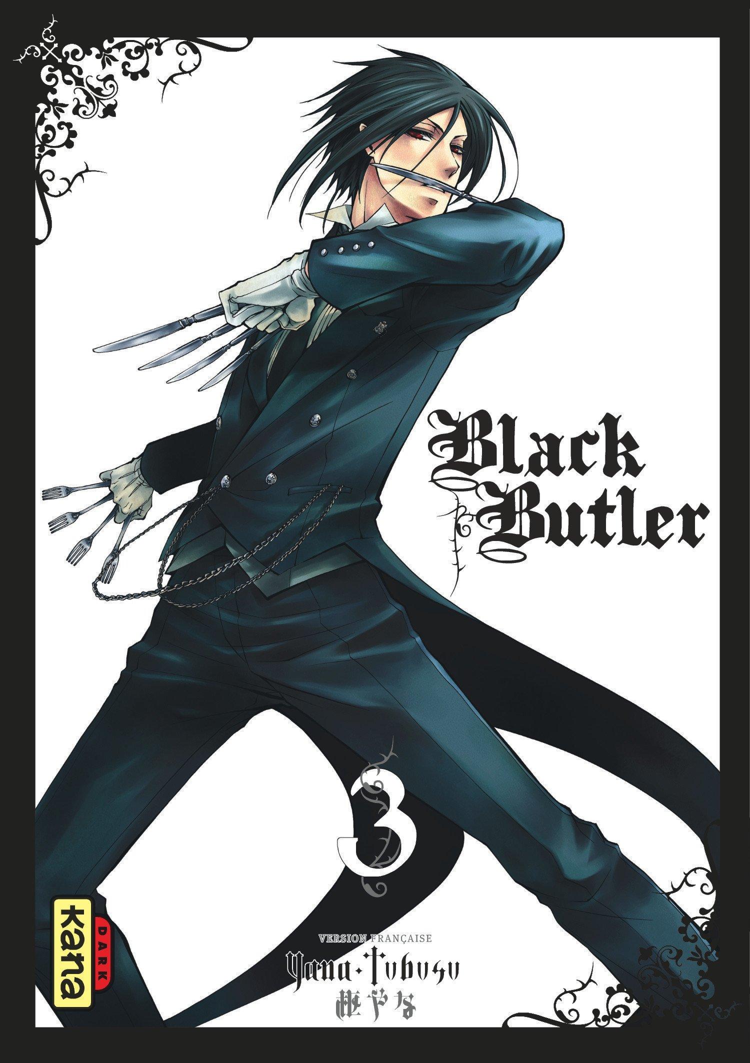 Read Online Black Butler, Tome 3 pdf epub