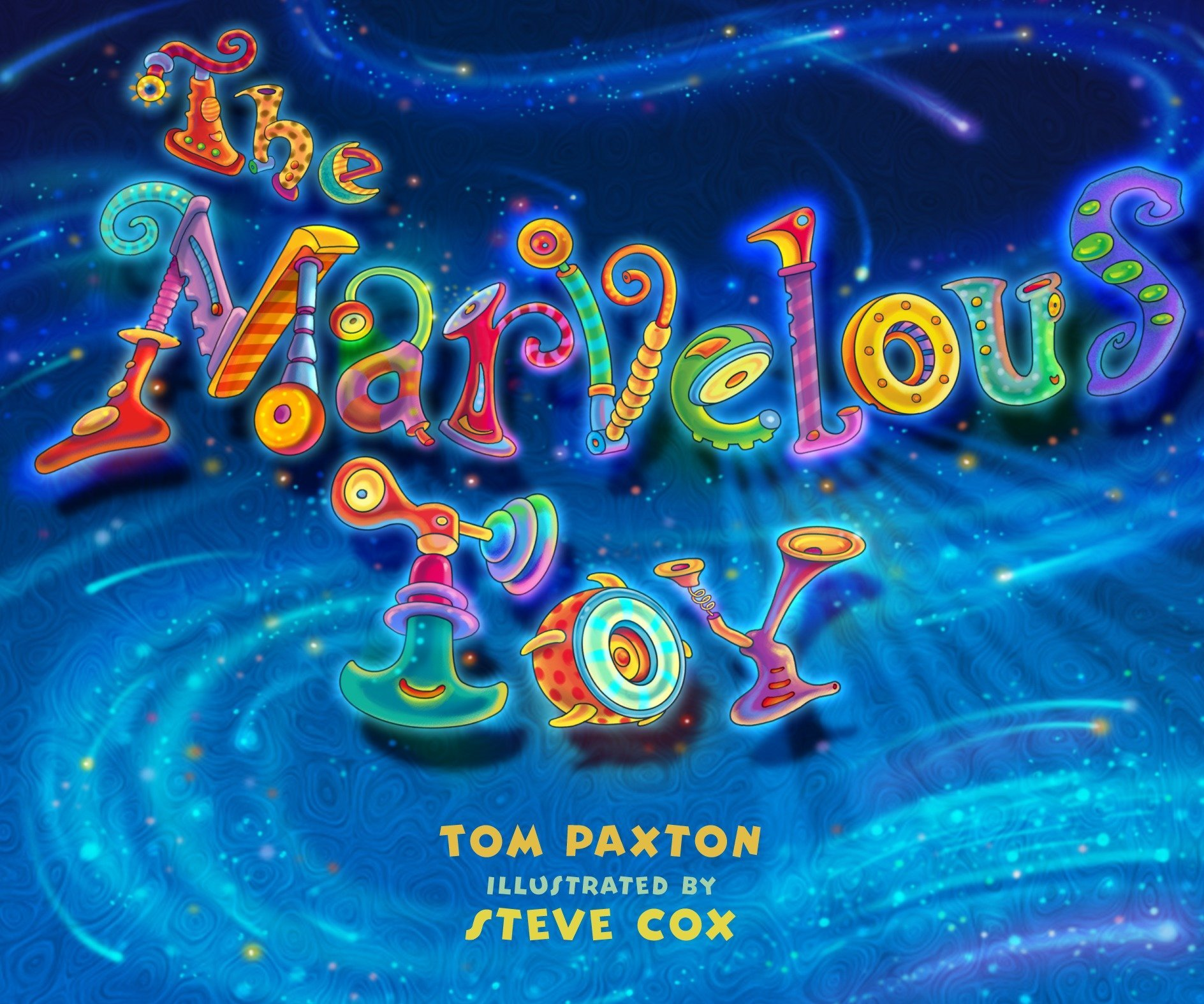 Download The Marvelous Toy PDF