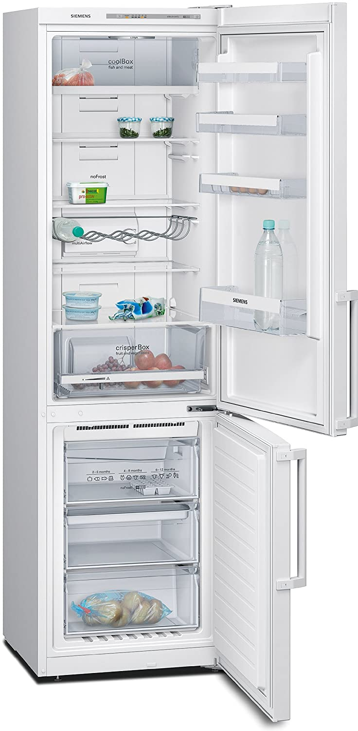 Siemens KG39NVW22 - Frigorífico Combi Kg39Nvw22 No Frost: Amazon ...