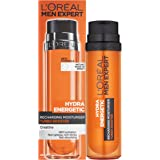 L'Oréal Men Expert Hydra Energetic Anti-Fatigue Creatine Recharging Moisturiser, 50 ml