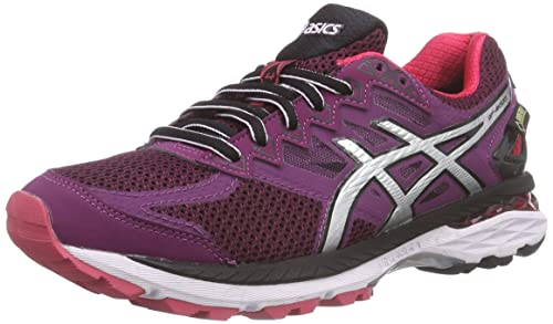 Asics Gt-2000 4 G-Tx, Women's Training Running Shoes, Purple (