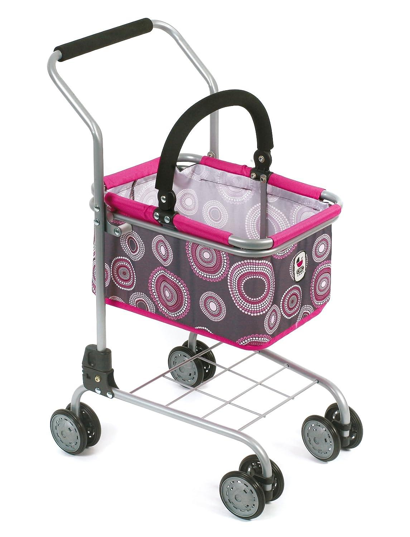 Bayer Chic Einkaufswagen - Einkaufswagen Kinderkaufladen - Kinder Einkaufswagen