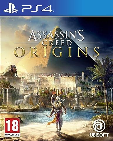 Ubisoft Assassins Creed Origins, PS4 Básico PlayStation 4 vídeo - Juego (PS4, PlayStation 4, Acción / Aventura, RP (Clasificación pendiente)): Amazon.es: Videojuegos