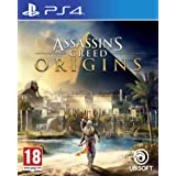 Ubisoft Assassin's Creed Origins, PS4 Basic PlayStation 4 video game - video games (PS4, Basic, PlayStation 4, Action / Adven