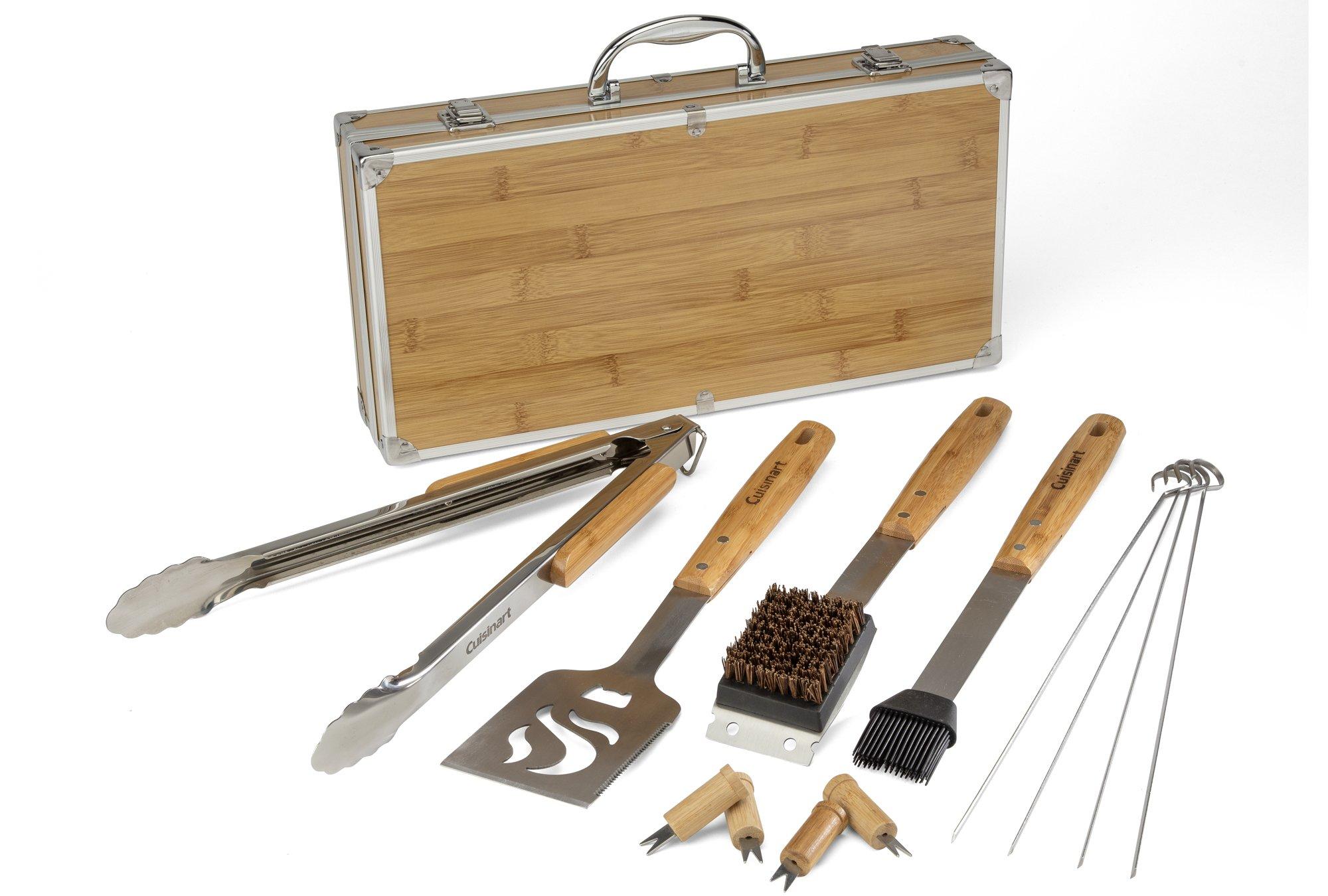 Cuisinart CGS-7014Bamboo Tool Set
