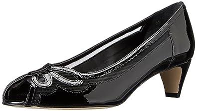 VANELi Women's Birdine 284291 Dress Pump, Black Mag Patent, ...