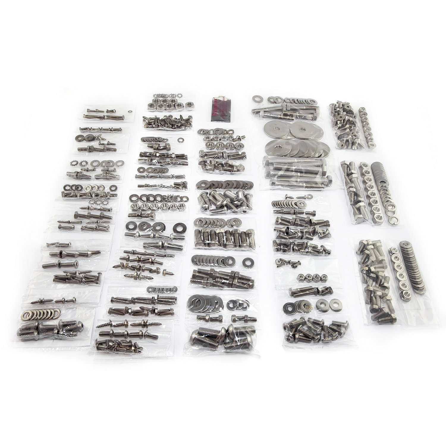 Omix-Ada 12215.12 Body Fastener Kit