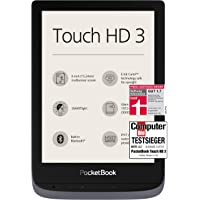 "PocketBook Touch HD 3 - Lector de Libros electrónicos (16 GB de Memoria, Pantalla E-Ink de 15,24 cm (6""), Smart Light, Wi-Fi, Bluetooth), Color Cobre"