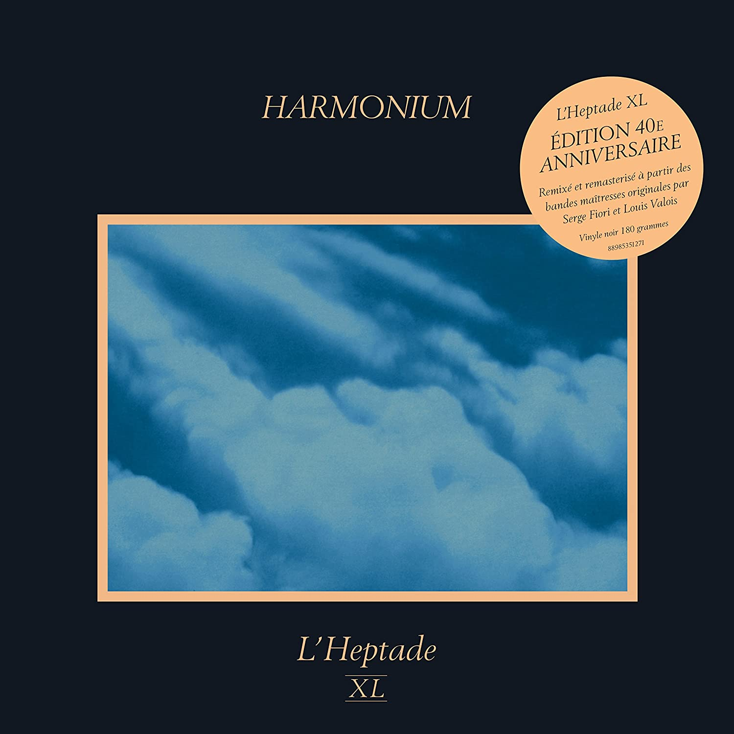 L'Heptade XL by Harmonium