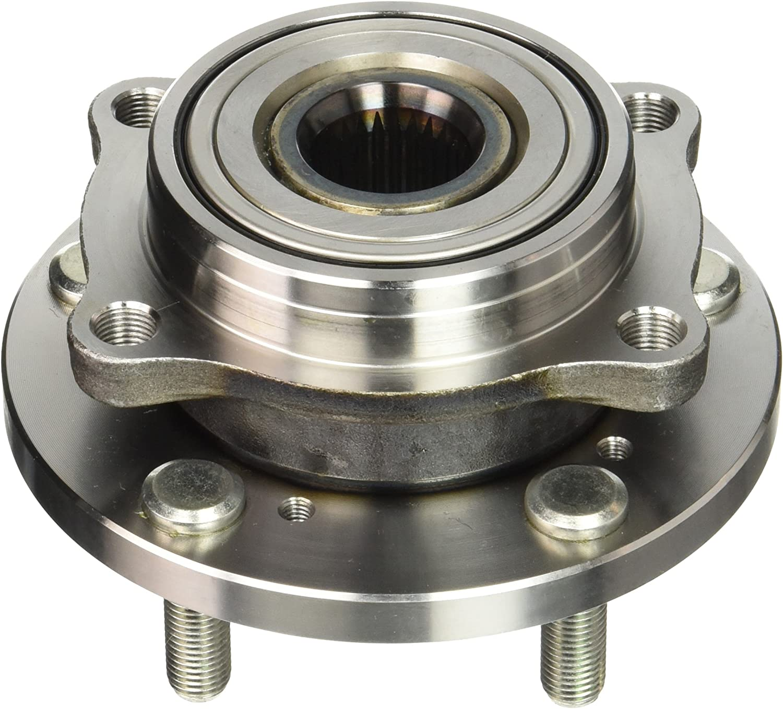 Timken HA590208 Axle Bearing and Hub Assembly