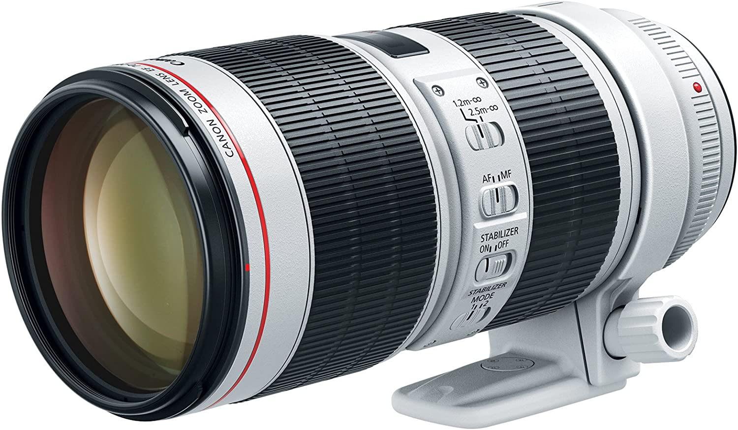 Amazon.com : Canon EF 70-200mm f/2.8L IS III USM Lens for Canon ...