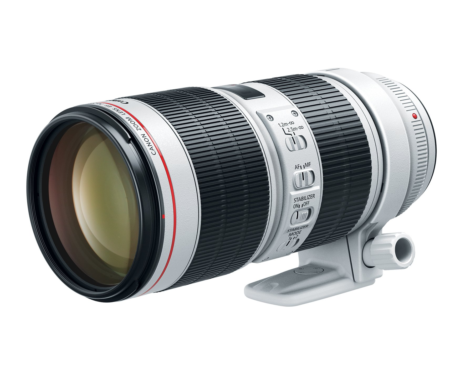 Canon EF 70-200mm f/2.8L is III USM Lens for Canon Digital SLR Cameras by Canon