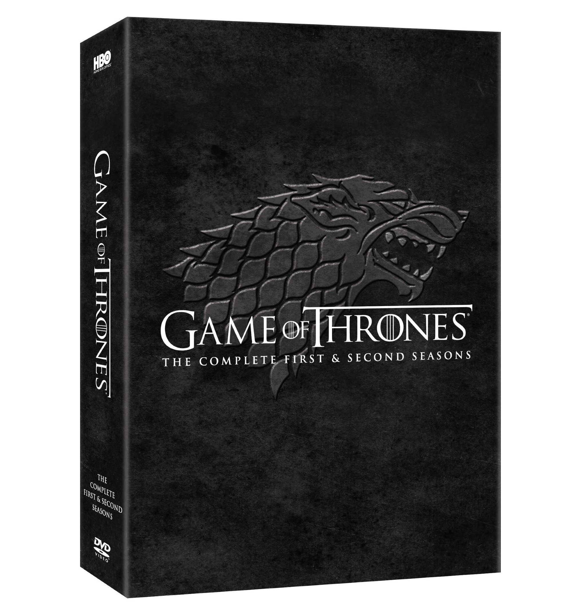 Game of Thrones: The Complete Seasons 1 & 2