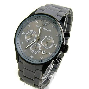 best website 1c9ac 57008 Amazon | [エンポリオ・アルマーニ]Emporio Armani 腕時計 ...