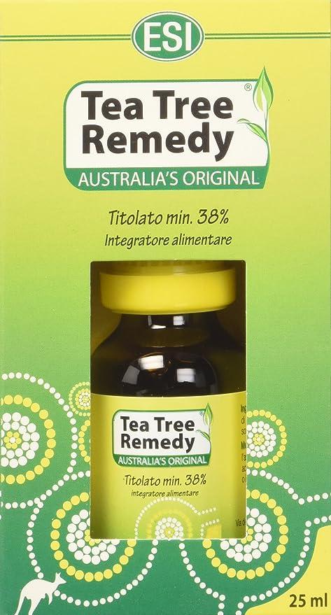 111 opinioni per Esi Tea Tree Remedy Oil Integratore Alimentare- 25 ml