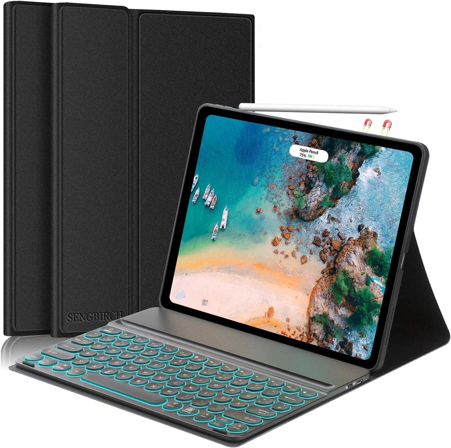 Für Apple iPad pro 12.9 2020 Ständer Schutzhülle Case ...
