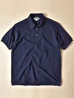 Classic Knit Rib Polo 112-12-1021: Navy