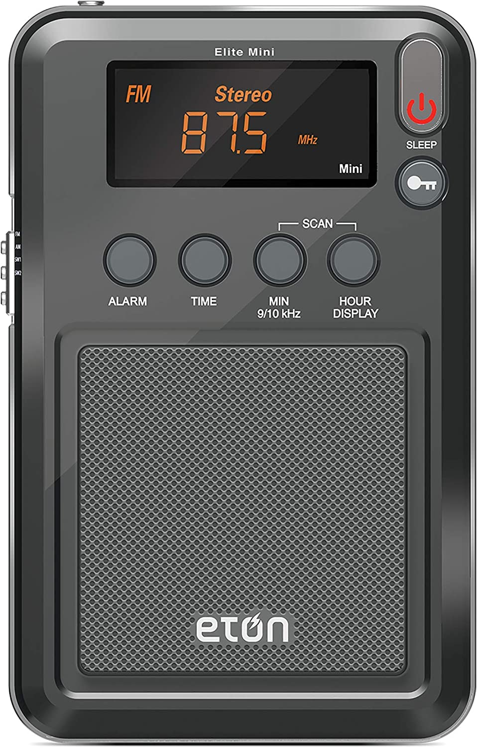Eton Elite Mini Compact AM/FM/Shortwave Radio