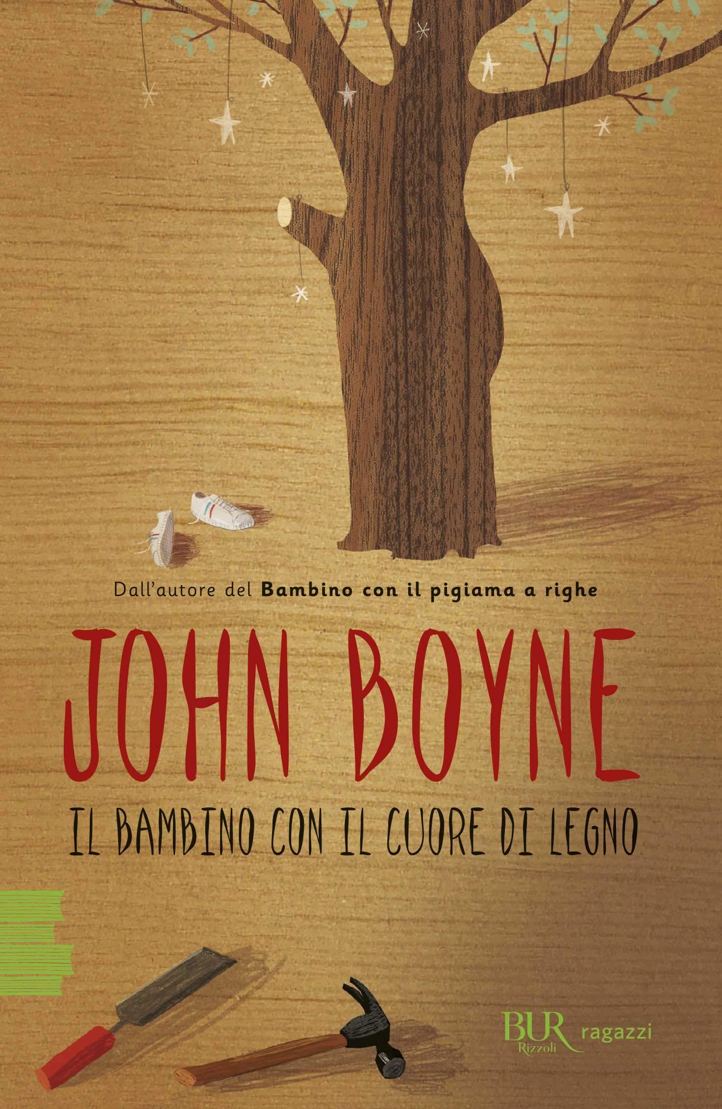 Amazon.it: Il bambino con il cuore di legno - Boyne, John, Jeffers, O., Di  Mella, S. - Libri