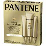 Pantene Pro-V Intense Rescue Shots Hair Ampoules for Intensive Repair and Treatment of Damaged Hair