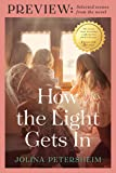How the Light Gets In PREVIEW: Selected Scenes from the Novel