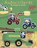 Mes tracteurs à construire - Dès 3 ans