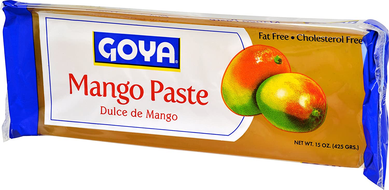 Amazon.com : Goya Foods Mango Paste, 15 Ounce (Pack of 12) : Grocery & Gourmet Food
