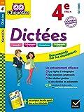 Dictées 4e: cahier d'entraînement en orthographe