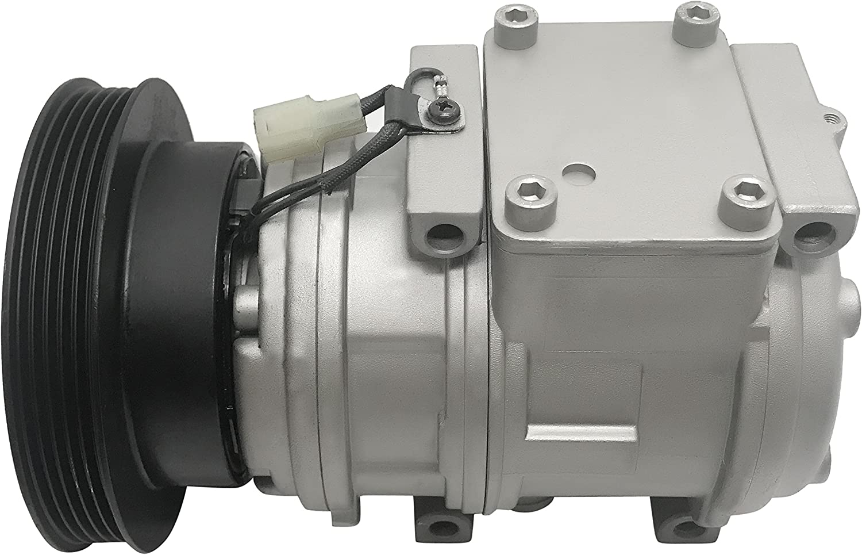 1 Year Warranty AC Compressor fits Toyota Solara Camry Celica Reman 57398