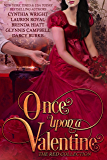 Once Upon a Valentine: The Red Collection (A Very Jewels Valentine Collection Book 2)