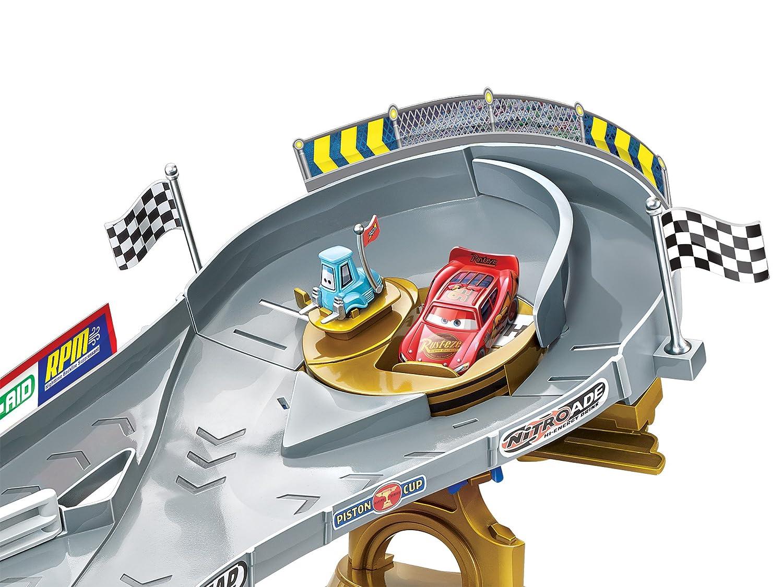 Disney Cars Ultimate Piston Cup Speedway Mattel CKD11