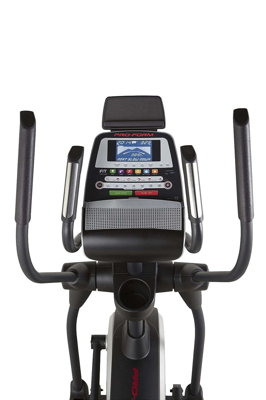 amazon com proform endurance 520 e elliptical trainer sports
