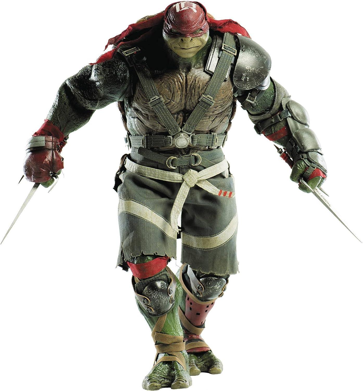 Three Zero Tortues Ninja figurine 1//6 Donatello
