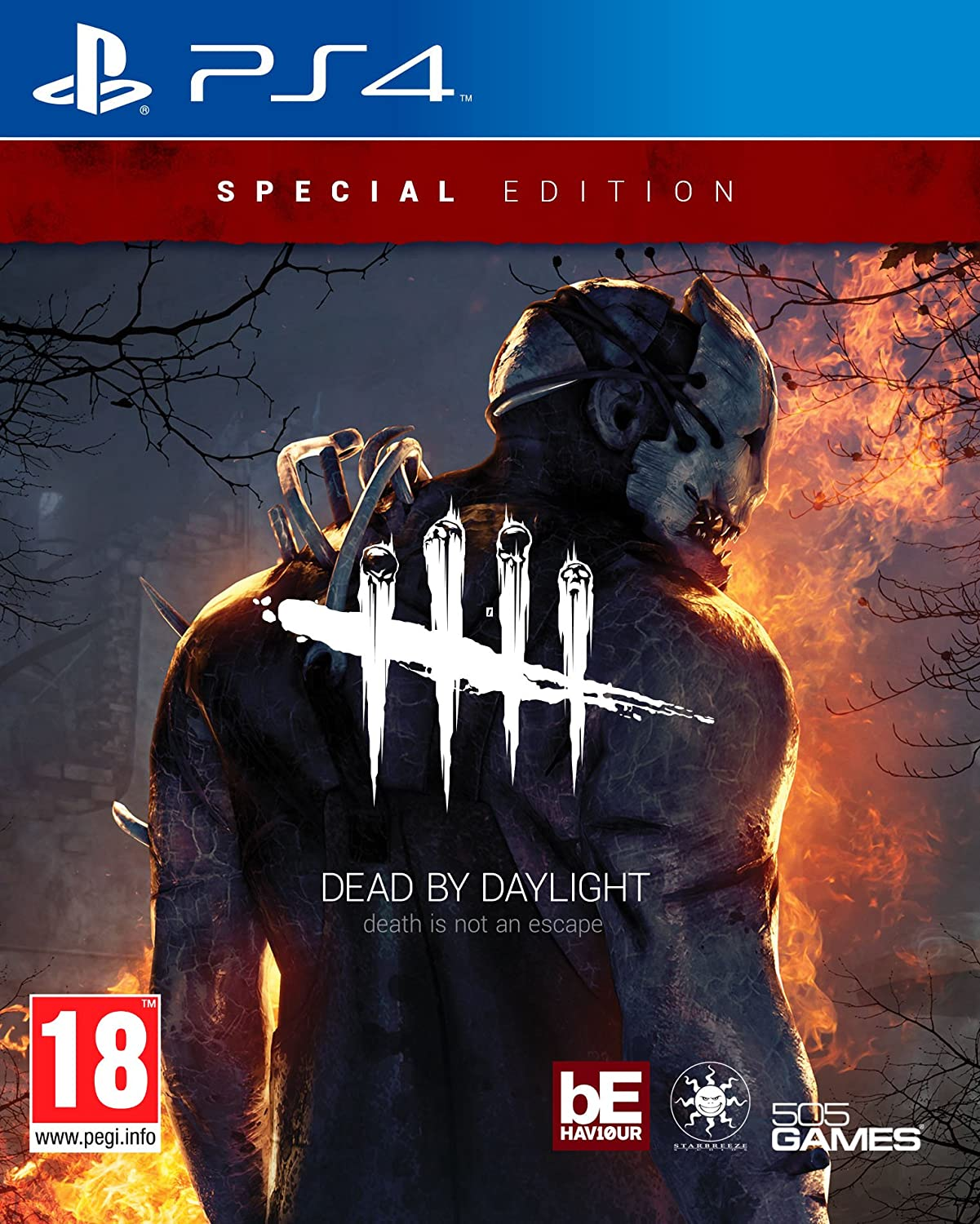 Dead By Daylight Ps4 Video Games