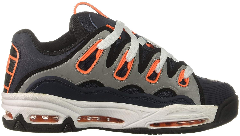 Osiris Men's 2001 D3 2001 Men's Skate Shoe 14 M US|Navy/Black/Orange B078W74K9J bd5978