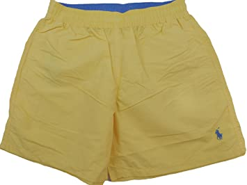 Ralph Lauren Polo Hombres de Pony Logo Swim Trunks Shorts, XXL ...
