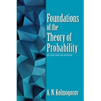 Foundations of the Theory of Probability: Second English Edition