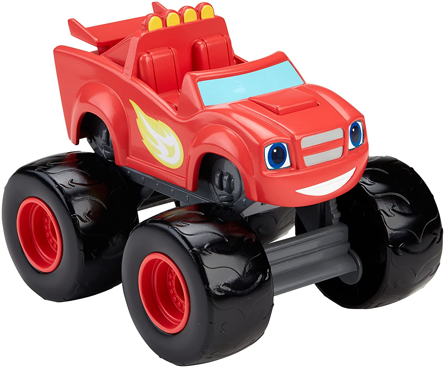 Blaze Monster Machines Talking Blaze