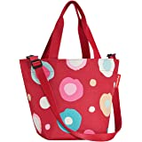 Reisenthel, Sac bandoulière , funky pois 2 - rosso (Rouge) - RA-ZR3048