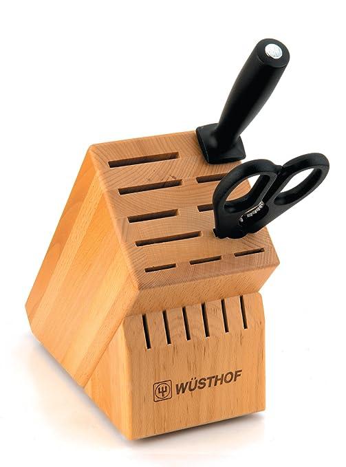 Amazon Com Wusthof Create A Set Knife Storage Block Block Knife