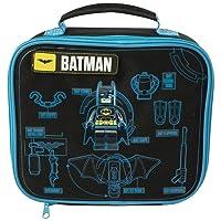THE LEGO BATMAN MOVIE KIDS BOYS SCHOOL TRIPS INSULATED LUNCH BAG 9027