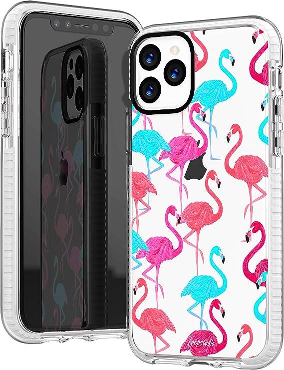 Flamingo Pink iPhone 11 case