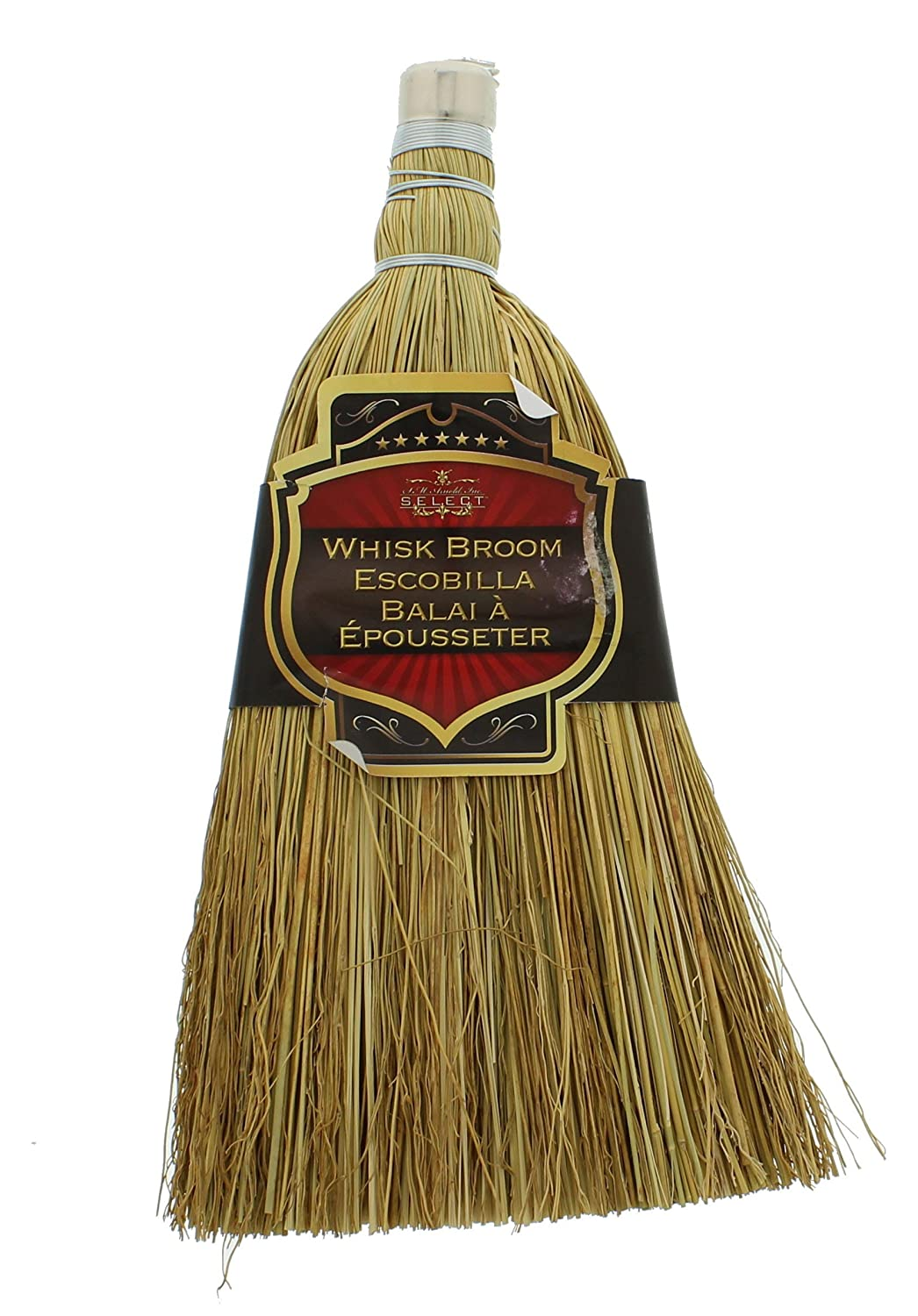 SM Arnold 85-654 1 Pack Corn Whisk Broom