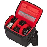 Canon 700 Sr DSLR Camera Bag with Padded Main Compartment and Detachable, Adjustable Strap
