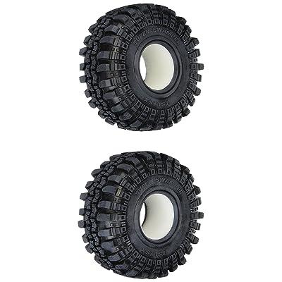 PROLINE 1010714 Interco TSL SX Super Swamper XL 2G8 Rock Terrain Truck Tires (2 Piece): Toys & Games