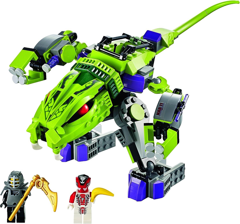レゴ (LEGO) ニンジャゴー ヘビヘビ・ロボ 9455