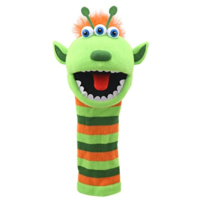 The Puppet Company - Knitted Puppets -Narg Hand Puppet [Toy]: Toys & Games