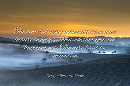 Amazoncom George Bernard Shaw Famous Quotes Laminated Poster